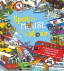 Spot the Mouse on the Move - Book