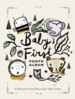 Baby's First Photo Album : A Milestone Photo Album from Wee Gallery - Book