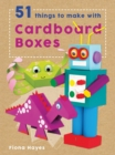 51 Things to Make with Cardboard Boxes - Book