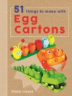 51 Things to Make with Egg Cartons (Crafty Makes) - Book