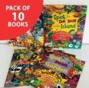 Spot the... (pack of 10 books) : Packed with things to spot and facts to discover! - Book