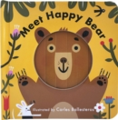 Little Faces: Meet Happy Bear - Book