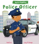 Busy People: Police Officer - Book
