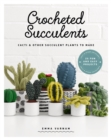 Crocheted Succulents - Book