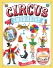 Circus Embroidery : More Than 200 Motifs to Stitch! - Book