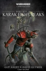 Warlords of Karak Eight Peaks - Book