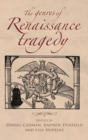 The Genres of Renaissance Tragedy - Book