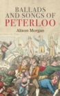Ballads and Songs of Peterloo - Book