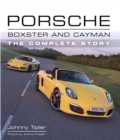 Porsche Boxster and Cayman : The Complete Story - Book