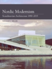 Nordic Modernism : Scandinavian Architecture 1890-2015 - Book