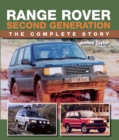 Range Rover Second Generation : The Complete Story - Book