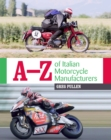 A-Z of Italian Motorcycle Manufacturers - Book