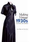 Making Vintage 1930s Clothes for Women - Book