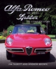 Alfa Romeo 105 Series Spider : The Complete Story - Book