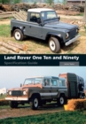 Land Rover One Ten and Ninety Specification Guide - Book