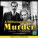 A Different Class Of Murder - eAudiobook