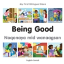 My First Bilingual Book - Being Good - French-english - Book