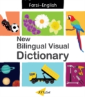 New Bilingual Visual Dictionary English-farsi - Book