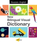 New Bilingual Visual Dictionary English-russian - Book