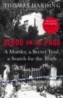 Blood on the Page : WINNER of the 2018 Gold Dagger Award for Non-Fiction - Book