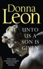 Unto Us a Son Is Given - Book