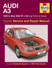 Audi A3 Petrol And Diesel Service And Repair Manual : 96-03 - Book