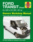 Ford Transit Diesel Service And Repair Manual : 06-13 - Book