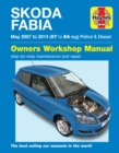 Skoda Fabia Petrol & Diesel (May '07-'14) 07 To 64 - Book