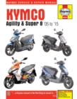 Kymco Agility & Super 8 Scooters (05 - 15) - Book