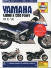 Yamaha FJ1100 & 1200 Fours (84-96) : 84-96 - Book