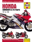 Honda CBR600F2 & F3 Fours (91-98) : 91-98 - Book