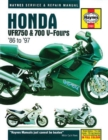 Honda VFR750 & 700 V-Fours (86-97) : 86-97 - Book