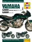 Yamaha XJ600S (Diversion, Seca II) & XJ600N Fours (92-03) : 92-03 - Book