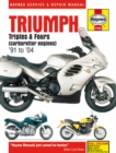 Triumph Triples & Fours (91-04) : 91-04 - Book