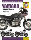 Yamaha XJ900F Fours (83-94) : 83-94 - Book