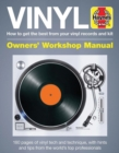 Vinyl Manual : How to get the best from your vinyl records and kit - Book