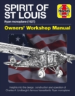 Spirit of St Louis Manual : Charles A. Lindbergh's famous transatlantic Ryan M - Book