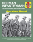 German Infantryman : The German soldier 1939-45 (all models) - Book