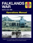 The Falklands War Operations Manual : April to June 1982 - Book