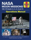 NASA Moon Missions Operations Manual : 1969-1972 (Apollo 12, 14, 15, 16 and 17) - Book