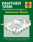 Panther Tank Manual : Panzerkampfwagen V Panther (SdKfz 171) - Book