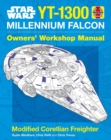 YT-1300 Millennium Falcon Manual - Book