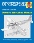 Supermarine Rolls-Royce S6B Manual : 1931 (S1595 and S1596) - Book