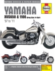 Yamaha Xvs650 & 1100 Drag Star/V-Star (97 - 11) - Book
