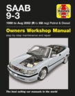Saab 9-3 Petrol And Diesel - Book
