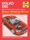 Volvo S60 Petrol And Diesel Service And Repair Man : 00-09 - Book