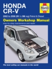 Honda CR-V - Book