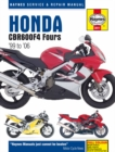 Honda CBR600F4 Fours (99 - 06) - Book