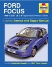Ford Focus 98-01 - Book