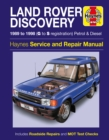 Land Rover Discovery Petrol And Diesel - Book